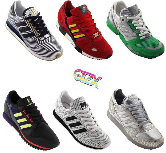 Adidas AZX - Premières images.