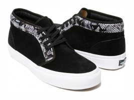Supreme for Vans - Spring Summer 2010 -Chukka