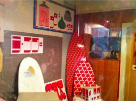 """Street"", 2011 - Todd James, Barry McGee, Stephen Powers, Devin Flynn, Josh (...)"