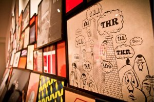 Barry McGee @ Prism Gallery