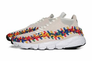 Nike Air Foostcape Chukka Woven Rainbow