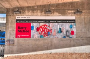 Barry McGee Retrospective @ Berkeley